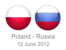 Russia vs. Poland Betting Odds