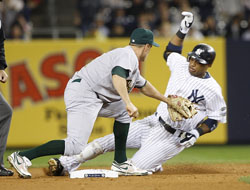 New York Yankees vs. Oakland Athletics Odds at BSN Sports
